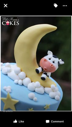 .....the cow jumped over the moon!