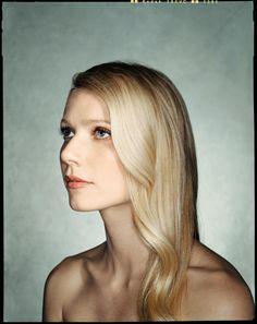 Gwyneth Paltrow, 2006. Photo: Dan Winters for New York magazine.