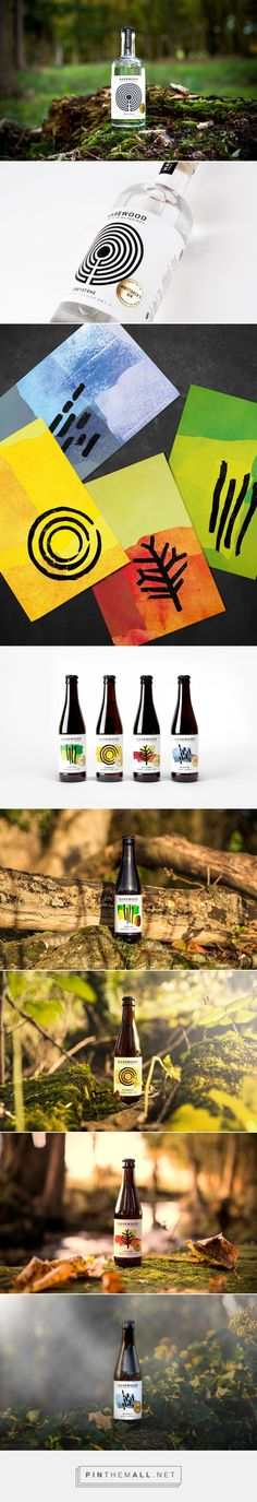 Harewood Food and Drink Project packaging design by Robot Food - http://www.packagingoftheworld.com/2017/11/harewood-food-and-drink-project.html