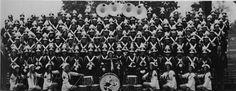 1974 Sailor Marching Band