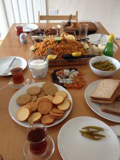 Turkish food. Urfa usulu kisir