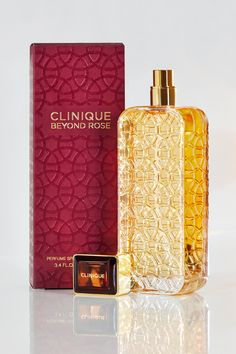 Clinique Beyond Rose (2014): Bitter Oud {Perfume Review & Musings}