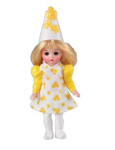 Madame Alexander McDonald's Happy Meal Dolls: Daisy Munchkin From Madame Alexander 2007 McDonald's Happy Meal Dolls