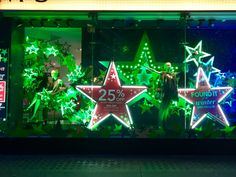 Debenhams Christmas Window Display 15