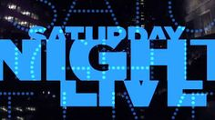 Title sequence SNL