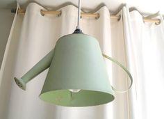 gieterlamp leuk idee voor je ouder gieter