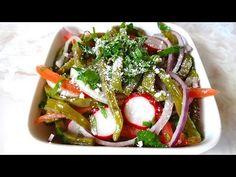 Ensalada de Nopales #Receta #Salad #Food #Video #Vegetales