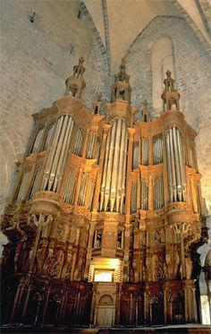 Die Region Midi-Pyrénées ist Frankreichs Orgelviertel. 370 Orgeln aller Arten und Stilrichtungen gibt es hier – ein landesweiter Rekord | BLEU, BLANC, ROUGE