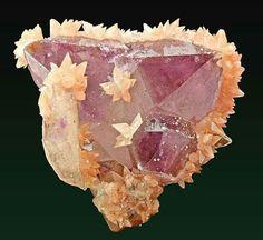 Tourmaline, Quartz, Lepidolite From Brasil