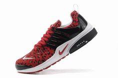 Dames Nike Air Presto Leopard Rood - Zwart - Wit,HOT SALE!