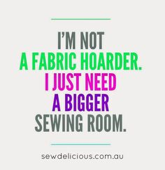 Sew Delicious: How To Choose Fabric