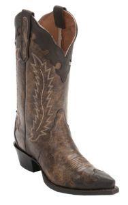 Nocona® Women's Vintage Brown Wingtip Snip Toe Western Boots   Cavender's