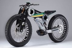 Caterham EBike bicycle