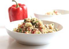 Mediterranean Quinoa Salad ‹ Hello Healthy