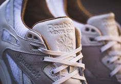 "Highs And Lows x Reebok Ventilator ""White Smoke"""
