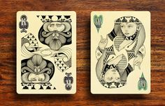 Four Point Playing Cards - USPCC Printed by Ben Vierck » Mint-Edition Preview — Kickstarter