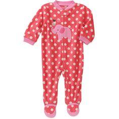 Child of Mine by Carters Newborn Girls' Elephant Sleep n Play