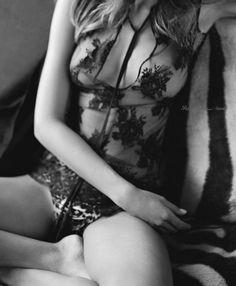 I love this lingerie