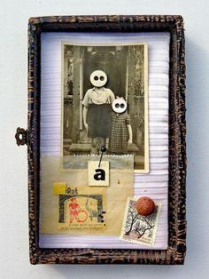 mano kellner, project 2016, kunstschachtel / art box nr 9/2016, guter rat (sold)