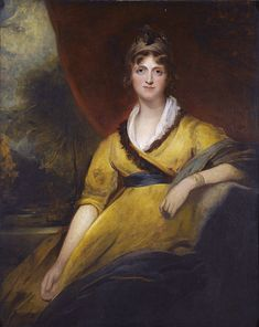 1800-10 Mary, Countess of Inchiquin, by Thomas Lawrence commons.wikimedia.org
