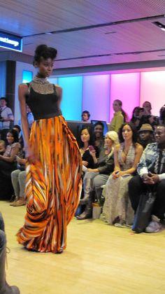 Korto Momolu skirt, loved her season of project runway