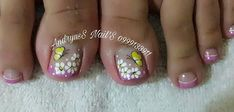 Pedicure Designs, Toe Nail Designs, Diy Nails, Make Up, Nail Art, Pretty, Instagram Posts, Enamel, Finger Nails