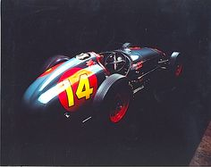 The most beautiful racecars of all time Belond-Special-Vukovich. RACER.com