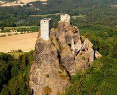 Trosky castle, Czech Republic