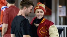 Dating: Miley Cyrus secret Wedding with Patrick Schwarzenegger? Patrick Schwarzenegger, Miley Cyrus, Different Styles, Breakup, Feel Good, Dating, Hollywood, News, Baby