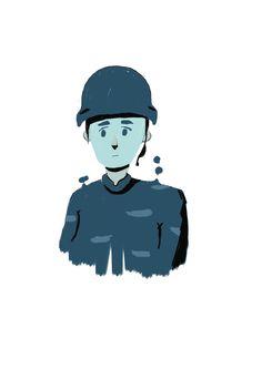 II ˇ Animation character
