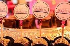 Marília - Chá de Lingerie