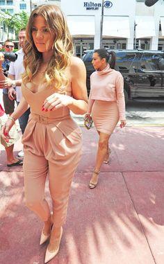 Va-Va Voom from Khloe Kardashian's Best Looks | E! Online
