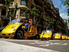 http://letstour.com/barcelona/Gocar-Tours/ Have Fun and feel the freedom of travel with GPS Guided Go cars