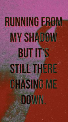 Running From My Shadow - Mike Shinoda [Post Traumatic]