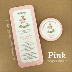 Bookmarks for Baptism & Tags