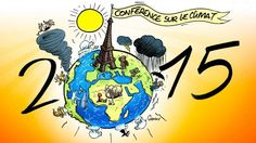 La conférence de Paris sur le climat est cruciale car elle doit aboutir à un accord international sur le climat qui permettra de contenir le réchauffement global en deçà de 2°C.