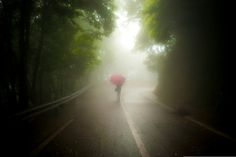Lost in the rain by Roman Yang on 500px