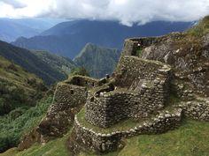 Inca Trail Hike to Machu Picchu 2017