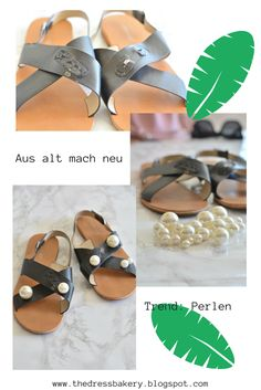 Wie Du Dir Superschnell Neue Sandalen Basteln Kannst