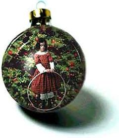 Make your own Victorian ornaments and decorations
