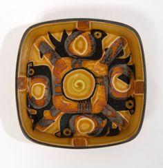 Royal Copenhagen dish johanne gerber art pottery by northvintage, kr580.00