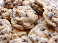 Soft and Chewy Chocolate Chip Cookies Recipe - My Kitchen Magazine