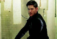 Jensen Ackles/Dean Winchester CW Image Campaign 2014 (Director's Cut)[x]