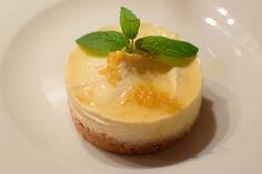 mascarpone al limone dessert