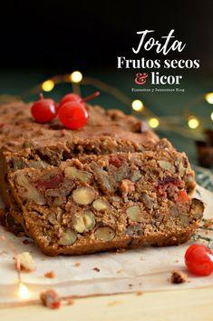 Orange cake and candied fruit - HQ Recipes Chocolate Fruit Cake, Chocolate Hazelnut Cake, Sweet Recipes, Cake Recipes, Dessert Recipes, Desserts, Food Cakes, Cupcake Cakes, Tortas Light