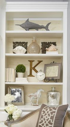 How To Decorate A Bookcase Hint Its Not About Just Books
