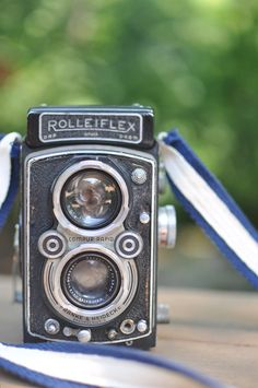 Better than Bland: I got a new toy - Rolleiflex!