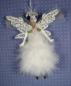 paper doll Angel - image only