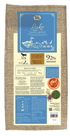 Lake DuckWhitefish 24 Pound Dog Food -- See this great product. (Note:Amazon affiliate link)