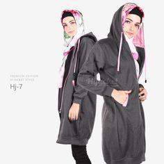 Hijacket MIsty x Baby Pink